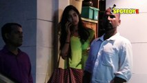 SPOTTED Sridevi with Daughter Jhanvi Kapoor at a Salon