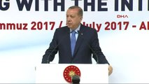 1-Cumhurbaşkanı Erdoğan Bunun Adı 'Adalet Yürüyüşü' Olmaz, 'Sözde Adalet' Olur
