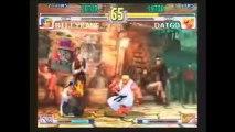 Street Fighter III 3rd Strike - Billy Kane (Yun) vs Daigo (Ken)