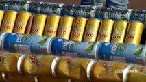 Un festival australien dédié à la confection de bateaux en canettes de bière