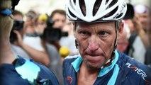 Lance Armstrong tacle le directeur du Tour de France