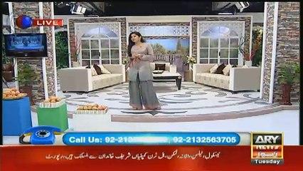 Breaking News: How Sanam Baloch Got Beautiful ?? Sanam Telling in a Live Show