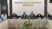 """15 Temmuz Hain Darbe Girişimi Azerbaycan'da Anlatıldı- Başkent Bakü'de """"15 Temmuz"""" Konulu Konferans..."""