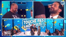 "Cyril Hanouna - TPMP : son combat de pinces à linge avec La Montagne de ""Games of Thrones"""