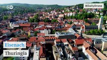 #DailyDrone: Eisenach | DW English