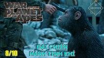 Review phim Đại Chiến Hành Tinh Khỉ (War for the Planet of the Apes) - Khen Phim