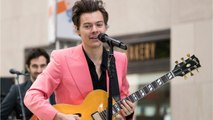 Why Is Lush Giving Harry Styles 100 Bath Bombs?