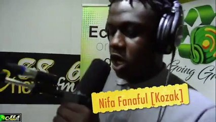 RDV DU GRAND MAITRE  Freestyle Enjaillement Nifa Fanaful Kozok