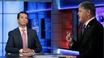 Trump Jr. Gets Soft Landing With Hannity