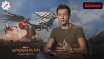 """Tom Holland (Spider-Man Homecoming) : """"J'ai appris que j'étais l'homme-araignée sur Instagram !"""" (INTERVIEW)"""
