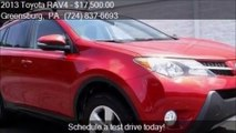2013 Toyota RAV4 Johnstown, PA | Pre-Owned Toyota RAV4 Johnstown, PA