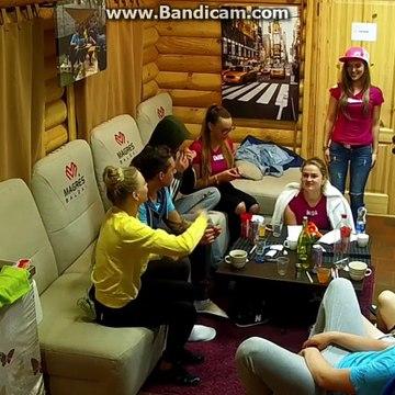 Šalčiūtė susigėdo, Aivaras su Medos suknele #2barai 2017.07.12