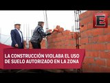 Inicia demolicion de departamentos de 1 mdd en Polanco
