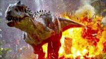 Pied grand contre qui gagner serait 100 indominus rex kong