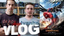 Vlog - Spiderman : Homecoming (avec Ivanhe)