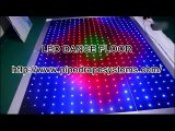 Party events led dance floor system supplier