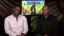 "IR Interview: Damson Idris & John Singleton For ""Snowfall"" [FX]"