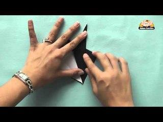 Origami in Marathi - Let's make a Horse
