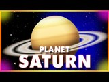 Solar System - Song on Planet Saturn in Ultra HD (4K)