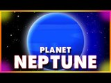 Solar System - Song on Planet Neptune in Ultra HD (4K)