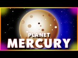 Solar System - Song on Planet Mercury in Ultra HD (4K)