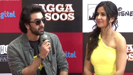Ranbir Kapoor And Katrina Kaif Promote Jagga Jasoos At The Reliance Store | Press Conference