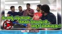 Sudheer Babu @ Shamanthakamani Team Funny Live Video   Filmibeat Telugu