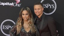 Stephen Curry and Ayesha 2017 ESPY Awards Red Carpet