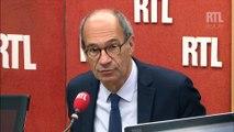 """Éric Woerth sur RTL : """"Le budget dérive naturellement comme un iceberg"""""""