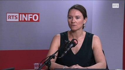 L'invité de la rédaction - Sophie Michaud Gigon