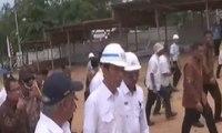 Setelah Maros, Jokowi Kunjungi Proyek di Balikpapan