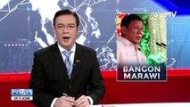 Pres. Duterte, tiniyak ang tulong sa Marawi City