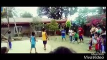 KALYE ERVING vs KANTO ERVING . Funny Filipino Basketball Vines