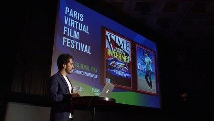 MK2 films & VR : VR content production and distribution - Elisha Karmitz