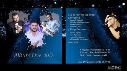 Astrit Halitaj - Mesazhin ta qova (Album live 2017)
