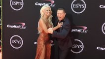 Maryse Ouellet and Mike Mizanin 2017 ESPY Awards Red Carpet