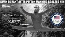 Quand Kevin Durant se fait allumer par Peyton Manning et internet