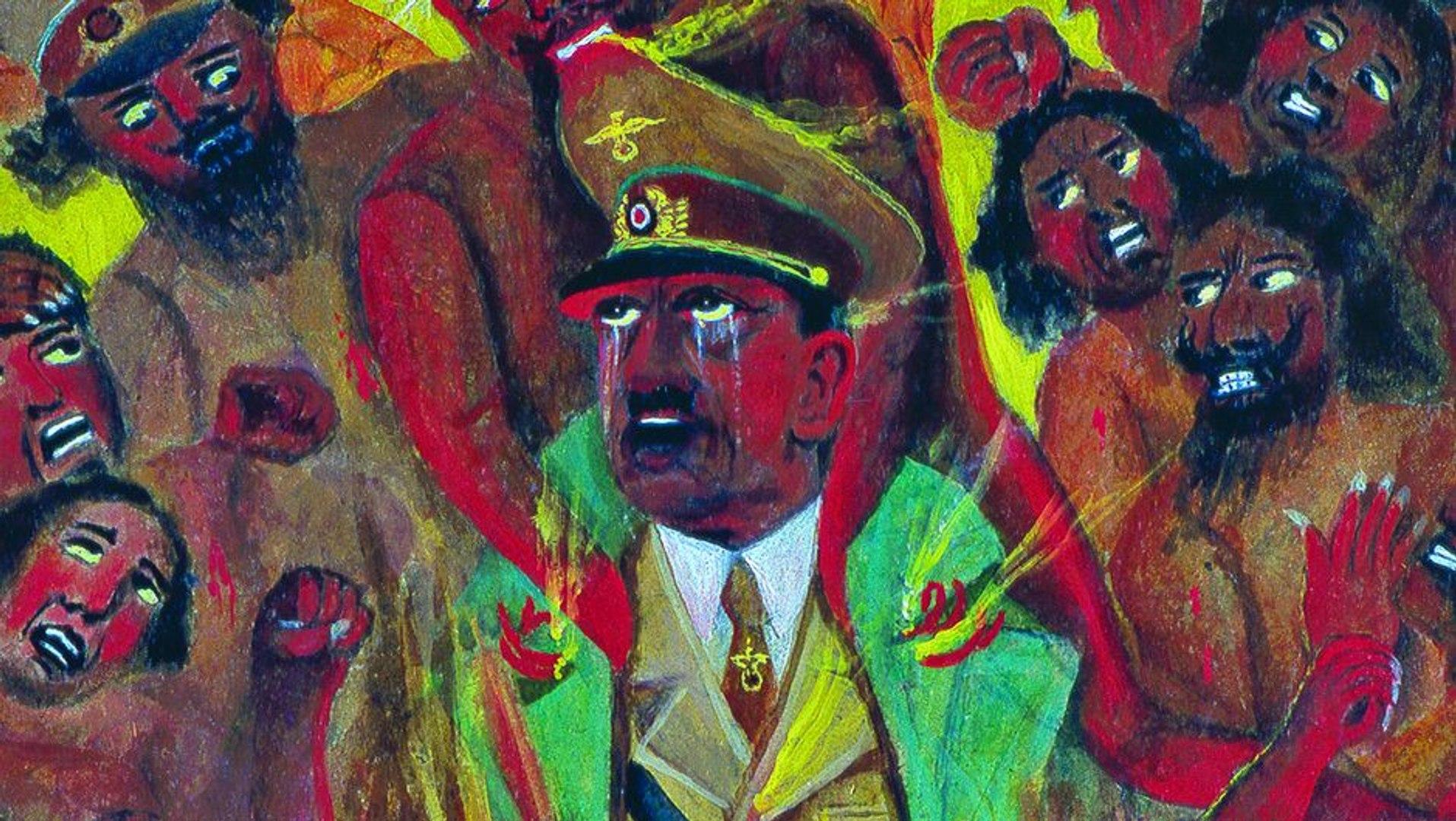 Hitler En Enfer Le Reve Du Peintre Joseph Steib Hd 2017 Video Dailymotion