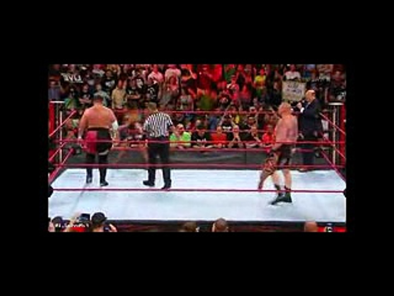 Brock Lesnar vs Samoa Joe Full Match | WWE Great Balls of Fire 2017 Universal Champion 9 July