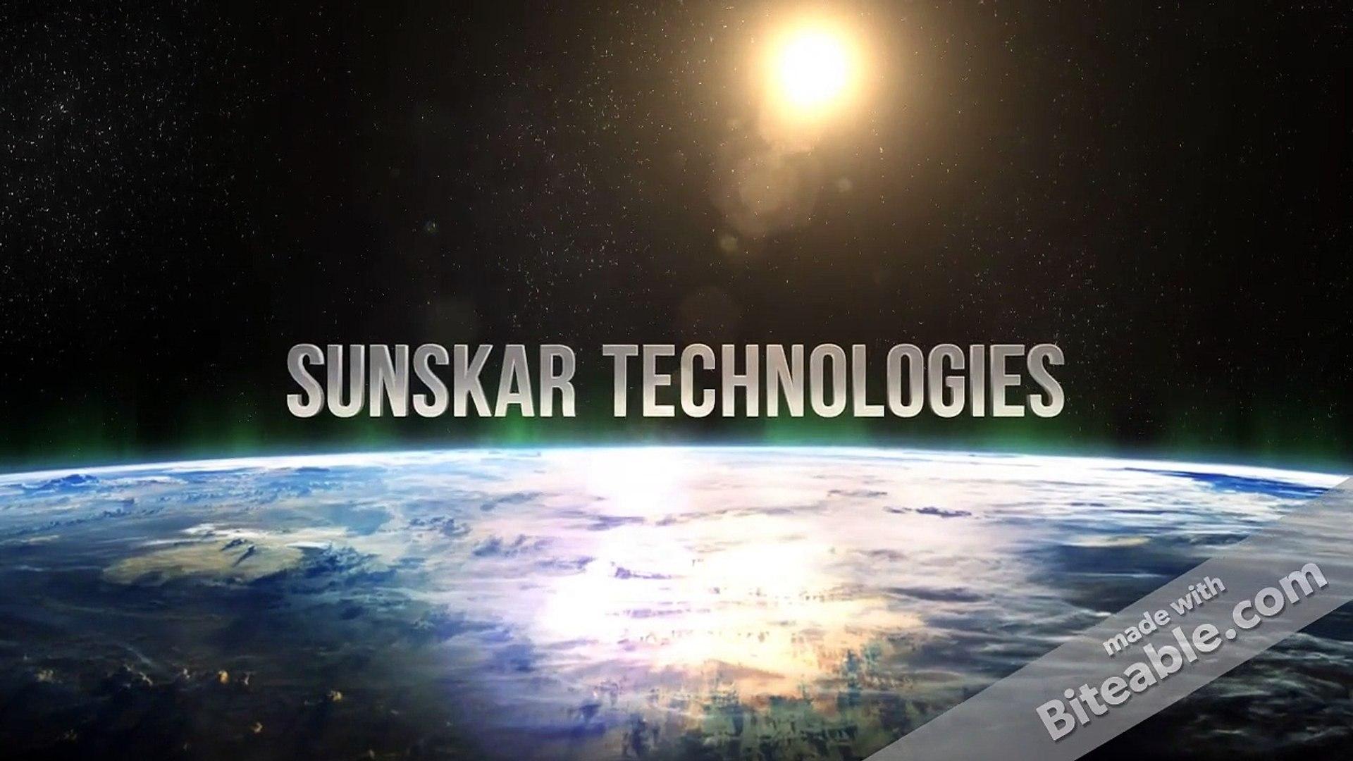 SUNSKAR TECHNOLOGIES