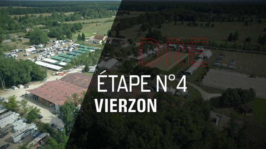 GRAND NATIONAL LE MAG: DRE - Etape n°4 à Vierzon