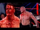 WWE- John Cena vs Brock lesnar - Extreme Rules 4 june 2017 (Most Extreme Match)