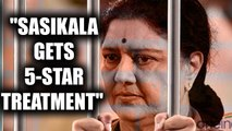 Sasikala bribes prison officers, gets luxury treatment in jail | Oneindia News