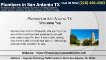 Plumber San Antonio Tx | San Antonio Plumber | Plumber in San Antonio