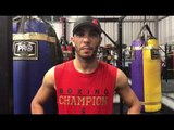 Billy Dib Fighting On Mikey Garcia vs Broner Card - esnews boxing