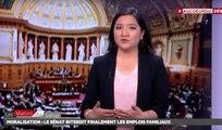 Moralisation : le Sénat interdit finalement les emplois familiaux - Les matins du Sénat (13/07/2017)