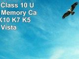 SanDisk Ultra 32GB MicroSD HC Class 10 UHS1 Mobile Memory Card for LG K10 K7 K5 K4 G