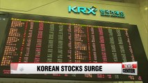 Korean stocks hit new high on Fed rate hike comments, earnings optimism