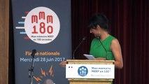 L'intégration de l'histoire des mathématiques dans l'enseignement-apprentissage des nombres décimaux - Géraldine Maugée