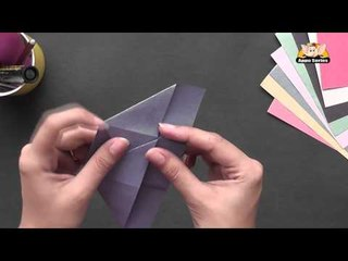 Origami - Origami in Sindhi - Make a Purse for Coins